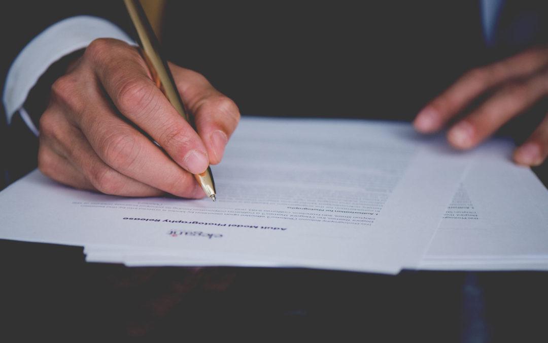 Divorțul la notar